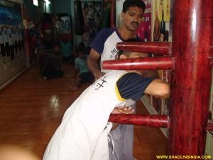 Shaolin Wing chun Training