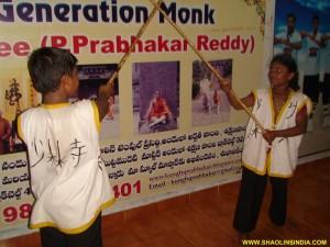 Shaolin Martial arts Monk Academy