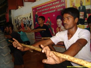 Shaolin Martial arts Kung-fu