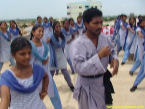 Martial arts Training Training Camp in Teach Shifu Prabhakar Reddy in India