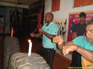 Shaolin A 1 Kung-fu Training