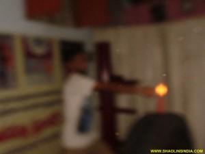 Shaolin Kung-fu Monk Training Punjab