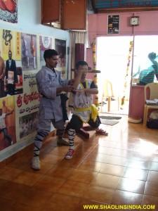 Shaolin Wushu Monk Academy