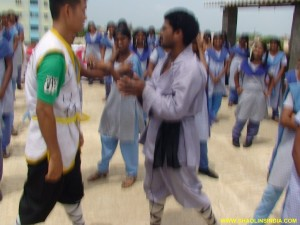 Martial arts Training Camp AP