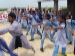 Nellore Karate Training Ladies