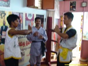 Shaolin Kung-fu Training Master