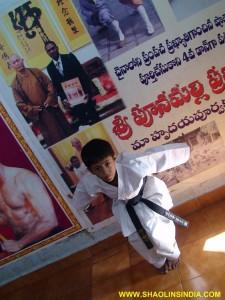 Shaolin Kung-fu Orissa Training Master