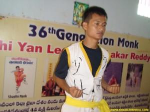 Shaolin Kung-fu Training Expert