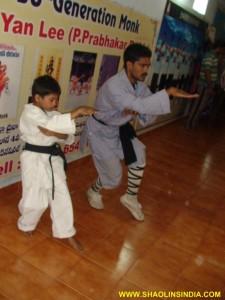 Shaolin Kung-fu Orissa De