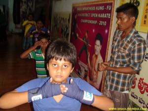Shaolin Chi Kung Training AP