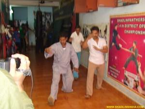 Shaolin Tai chi Master Training
