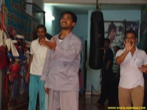 Shaolin Tai ji Training AP De