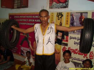 Shaolin Kung-fu Instructor Training India