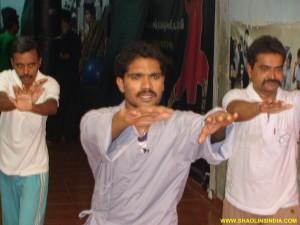 Shapolin Tai chi Forms Training