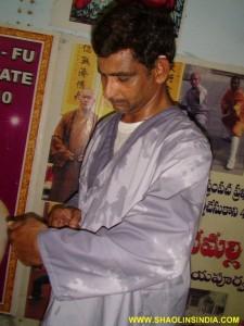 Kung-fu Training Acadmey