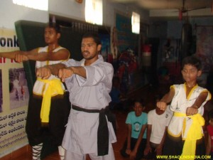 Shaolin Martial arts Grand Master