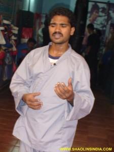 Shaolin Tai chi Master India