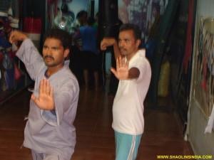 Shaolin Tai chTraining Camp Indiai