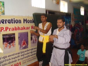 Shaolin Martial arts Training