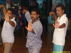Shaolin Tai chi Training Camp