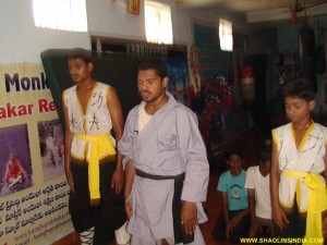 Shaolin Monk Training Camp