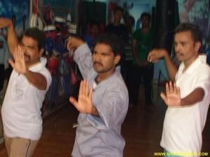 Shaolin Tai ji Training India