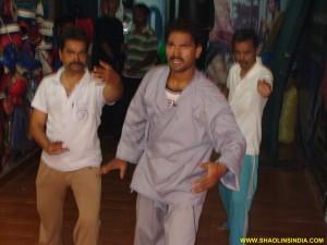 Shaolin Tai chi Master AP