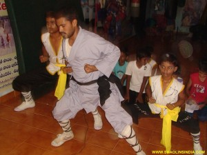 Shaolin Warrior Master India