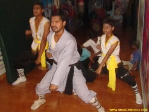 Shaolin Warrior Master