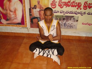 Shaolin Monk Training School India