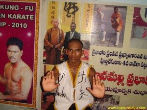 Shaolin Monk Training Program