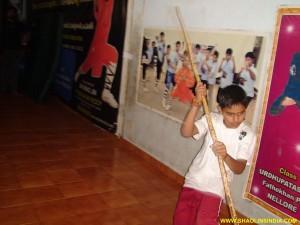 Shaolin Nan Gun Training Camp