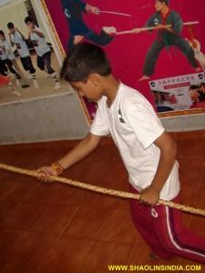 Shaolin Nan Gun Training Academy