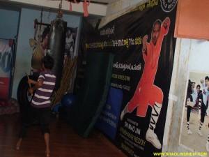 Shaolin Nan Gun Training Form Academy