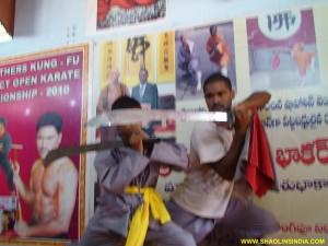 Shaolin Haryana Kung-fu