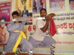 Shaolin Wushu Training Acadmey