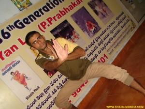 Shaolin Kung-fu Training Punjab