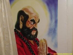 Shaolin Monk Legend Damo