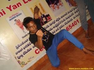 Shaolin Punjab Kung-fu Training Taolu