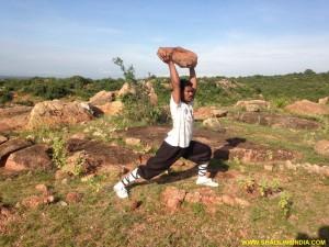Shaolin Hard Wushu Kung-fu