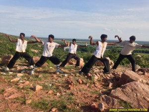 Shaolin Tai chi Kung-fu