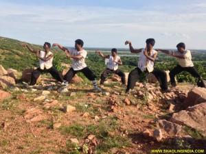 Shaolin Tai chi Andhra