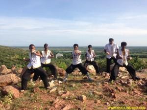 Shaolin Tai chi