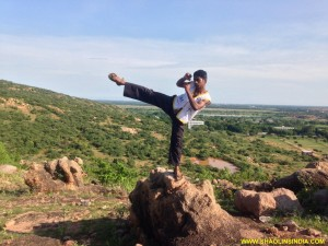 Shaolin Master Shifu Prabhakar