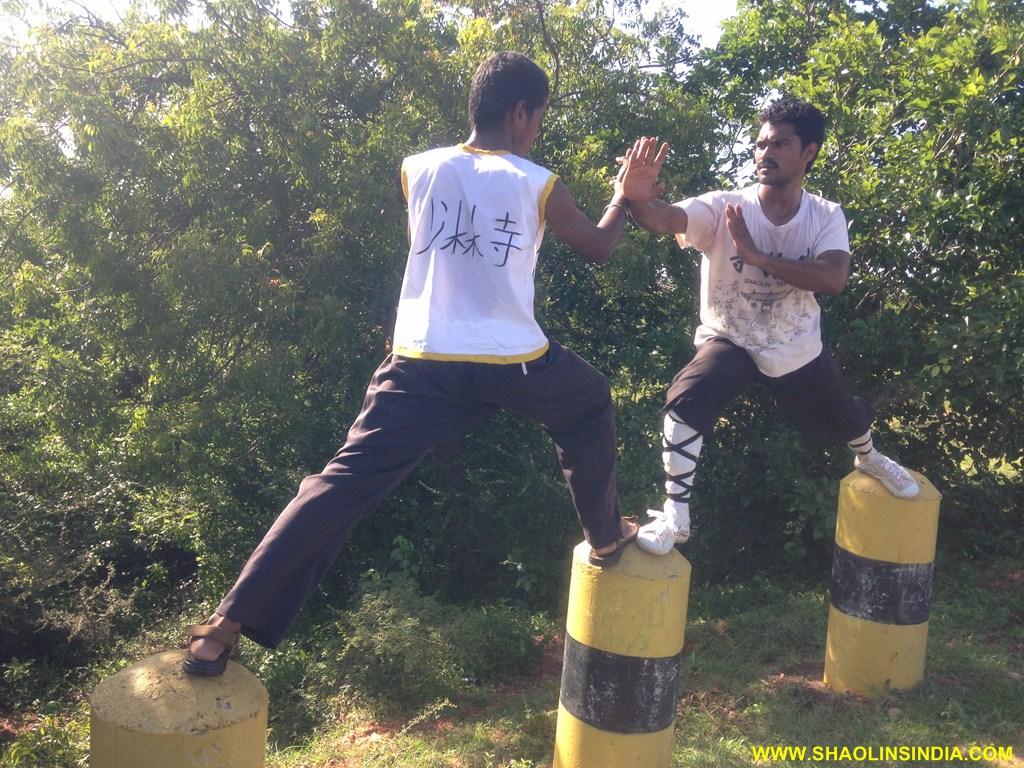 Shaolin Combat Style