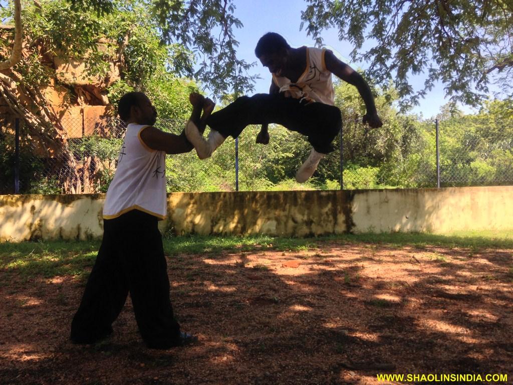Shaolin Flay Kick