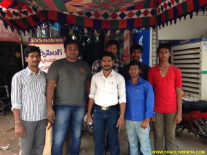Nellore Helping Hands Team