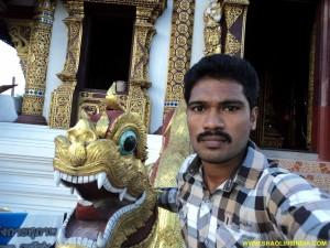 Dragon Kung-fu Master Prabhakar Reddy