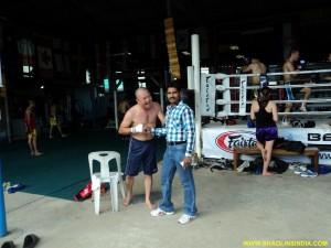 Indian Martial arts Expert