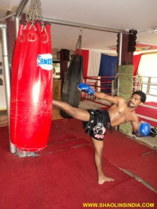 Indian Muay Thai Trainer